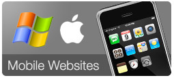 Web Iphone Mobile Device Development