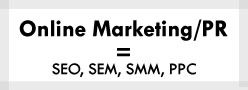 Online Marketing/PR