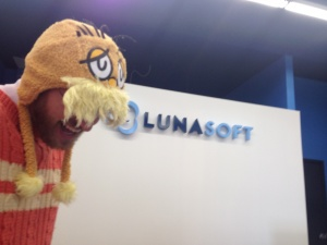 Happy Halloween from the Luna Team!