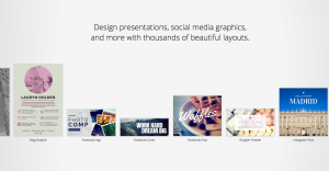 Canva: Amazingly Simple Graphic Design Software