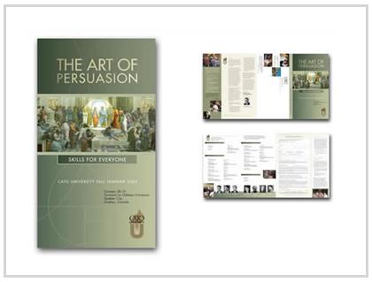 brochure mailer design