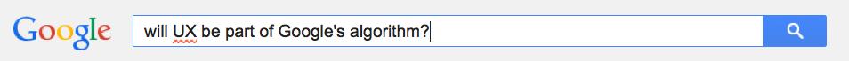 google algorithm mobile