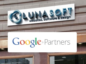 LunaSoft Google Partnership