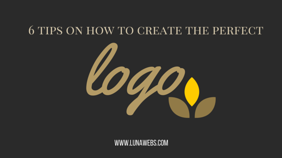 6 tips on how to create the perfect logo