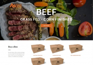 Mosida Meats - Local Beef Delivery for Utah