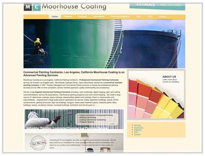 painting contractor websites - Khafre
